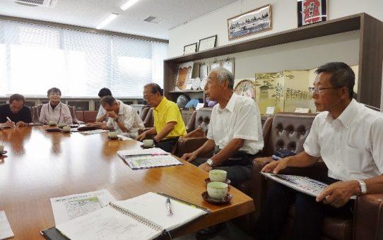 田中和明市長との面談で少し前進