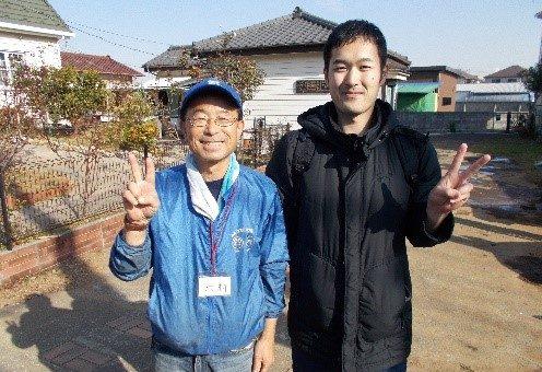 《新入会員紹介》沼上昂平君、増田知大氏が入会しました。
