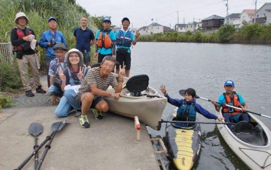 NHK綾瀬川取材の協力