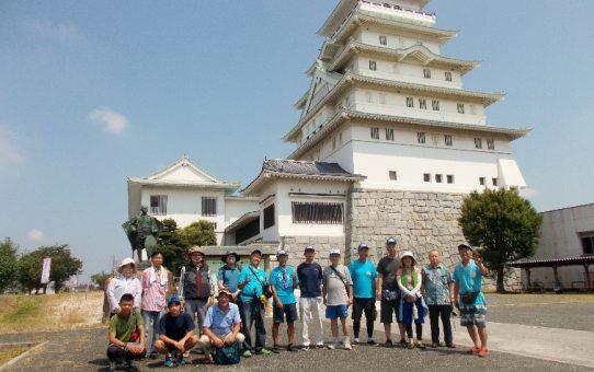 小貝川カヌー遠征