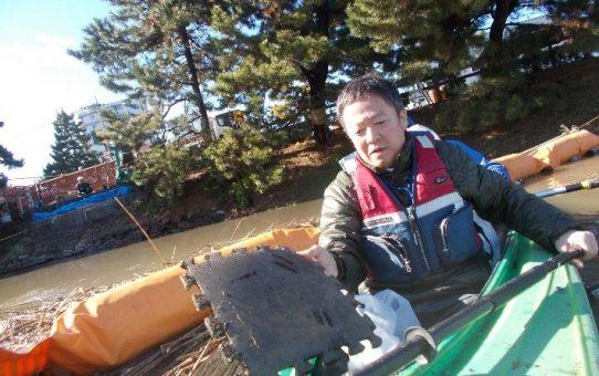 東部地域振興センター 埼玉県職員2名6袋回収