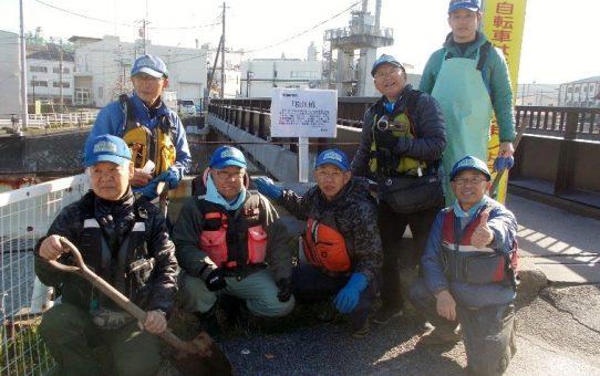 「松江橋」「椎ノ木稲荷」 地域の歴史を守り伝える ! 看板設置