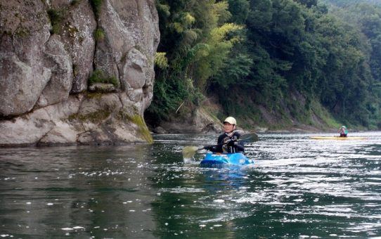 「那珂川」遠征ダウンリバー