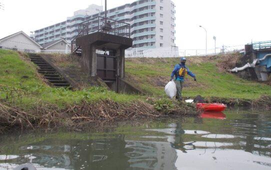 埼玉県総合治水事務所 簡易船着場3か所設置