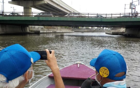 足立リバーステーション 荒川への航路10㎞を開拓