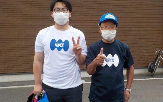 埼玉県水環境課の協力
