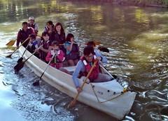 11月7日(水) 第3回「埼玉県川の交流会」草加環境推進協議会「Eボート」へ協力