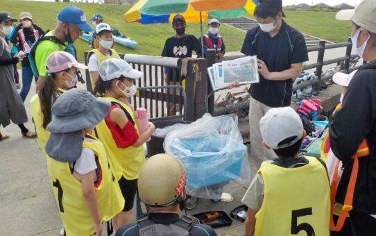 2020/TOKYOオリンピック記念 令和3年 夏休みカヌー教室